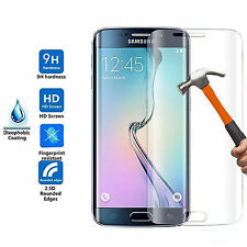 Full Coverage 9H Tempered Glass & 4H screen protector Samsung Galaxy S7 EDGE