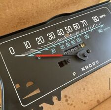 NOS CHEVROLET SPEEDOMETER Part # 25018217 Impala Caprice 1977-1979