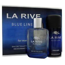 La Rive Blue Line For Man Edt 90 ml + Deodorant 150 ml Set