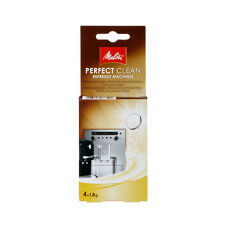 MELITTA PERFECT CLEAN CLEANING TABLETS FOR COFFEE ESPRESSO MACHINE 6545529
