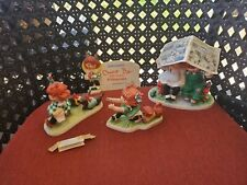 New Listing Vintage Goebel Charlotte byj Hummel Red Heads figurines lot of 4 pre owned