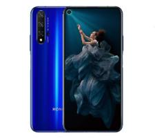 Huawei Honor 20 128+6GB Dual Sim SAPPHIRE BLUE Nuovo Sigillato Originale