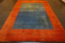 Schöner Handgeknüpfter Perser Orient Teppich GABBEH Carpet Rug Tappeto 215x300cm