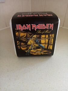 Iron Maiden Official Piece Of Mind Coffee Mug