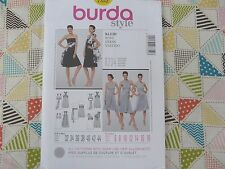 Burda 7352  Misses' VERY EASY Infinite dress sewing pattern sizes 6 thru 18