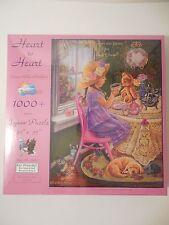 Tea Party w/ Teddy Bear 1,000 Piece Jigsaw Puzzle