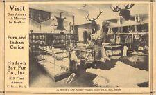 A View Of The Hudson Bay Fur Company, 819 First Avenue, Seattle, Washington WA