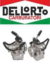 09367 Carburatore DELL'ORTO VHST 24 BS 2T 50 - 300CC STD moto aria manuale