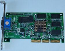 Grafikkarte SIS 305 AGP 32MB SDRAM VGA graphic card KW-V305/32A