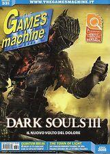 The Games Machine 2016 331#Dark Souls III,iii