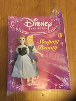Disney Priness Deagostini Magazine And Porcelain Doll No. 17 Sleeping Beauty