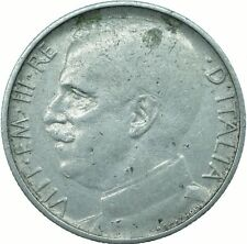 More details for coin / italy / 50 centesimi 1919r reeded edge /rare       #wt19641