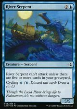 4x River Serpent | NM/M | amonkhet | Magic MTG