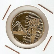 Medalla bañada en Oro JJOO Mëxico 68