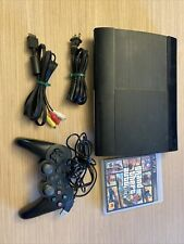 New listing Sony PlayStation 3 250Gb Black Console Tested No Hard Drive Cover!