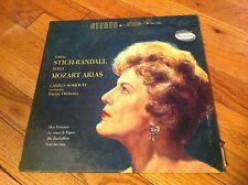 Teresa Stich-Randall Sings Mozart Arias WST-17046 Laszlo Somogyi Record album LP