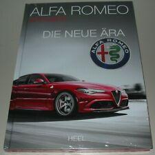 Bildband Alfa Romeo annuario - Giulia Die Neue Ära Buch Heel Verlag Neu!