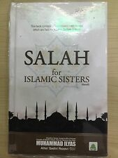 Salah for Islamic Sisters (Hardback) English - Islamic Book