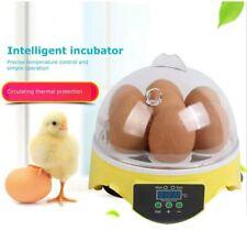 Mini 7-Egg Incubator, General Purpose Incubators for Hatching of Eggs!
