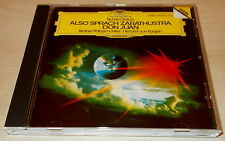 R STRAUSS-ALSO SPRACH ZARATHUSTRA-WG FULL SILVER RING CD 1984-KARAJAN-RARE