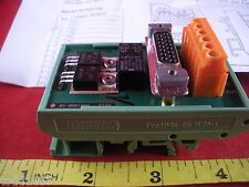 Phoenix TR Electronic PT-6N 490-00107 Cabinet Switch Contact Module Terminal New