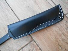 Craftsman made Leather Bushcraft 'Dangler' style sheath