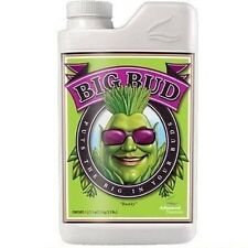 Advanced Nutrients Big Bud Liquid 1 Liter - bloom booster enhancer fertilizer
