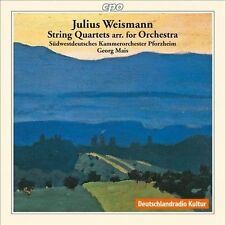 String Quartets Arr for String Orchestra, New Music
