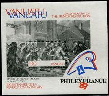 Vanuatu 506, French Revolution. x3717