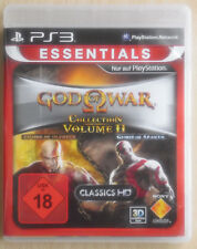 God of War Collection Volume II 2 (PS 3) USK 18