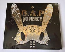 B.A.P BAP Japan 3rd Single NO MERCY CD+DVD - K-Pop No Photocard
