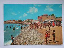 SAN LEONE LIDO spiaggia Agrigento vecchia cartolina