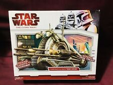 Star Wars The Clone Wars: Corporate Alliance Tank Droid Hasbro