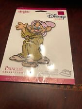 Disney Dopey Patch Iron On Snow White Vintage