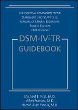 DSM-IV-TR Guidebook-ExLibrary
