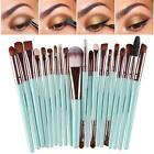 Makeup Brushes Set 20pcs Professional Powder Eyeshadow Eyeliner Lip Brush Tool