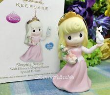 Hallmark Sleeping Beauty Aurora Disney Precious Moments ornament 2011-QXE3009