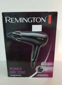 REMINGTON - HAIRDRYER - POWER DRY 2000 - D3010