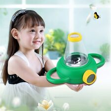 Two Way Bug Insect Observation Viewer Kids Toy Magnifier Magnifying Glass FNjj