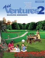 Add Ventures 2: By Bitterlin, Gretchen, Johnson, Dennis, Price, Donna, Ramire...