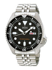 Seiko Mens Automatic SKX007K2 Watch Jubilee 200m Inc.