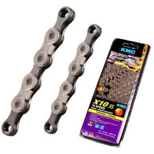 Kmc X10.93 10 Speed Chain Trekking Half Nickel Plated Extremely Durable 116 Link