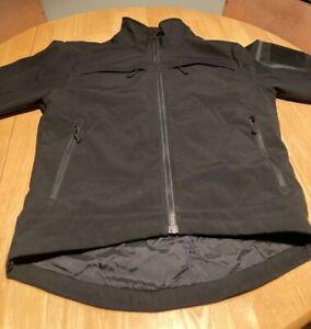 5.11 Tactical Black Chameleon jacket soft shell Men size small