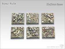 Bonefield Base   25x25mm (5) - *Tabletop Art*