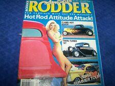 American Rodder Magazine,Rat Rods, Hot Rod & Custom Cars,Jan. 1998