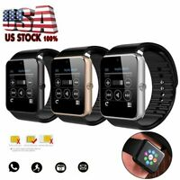 Bluetooth Smart Watch Phone for Men Android Samsung Note 10 9 8 Huawei LG G7 G6