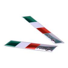 3d Flagge Logo Aufkleber Italien Italy Fahne Auto Motorrad Alu Sticker Emblem