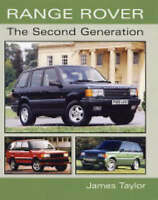Very Good, Range Rover: The Second Generation (Crowood AutoClassic), Taylor, Jam
