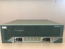 CISCO3845-SRST/K9 Cisco 3845 Security with Dual AC Power Supply