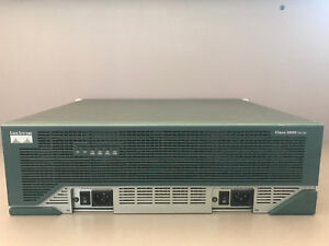 CISCO3845-SRST/K9 Cisco 3845 Security with Dual AC Power Supply